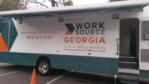 Work Source Job Bus
