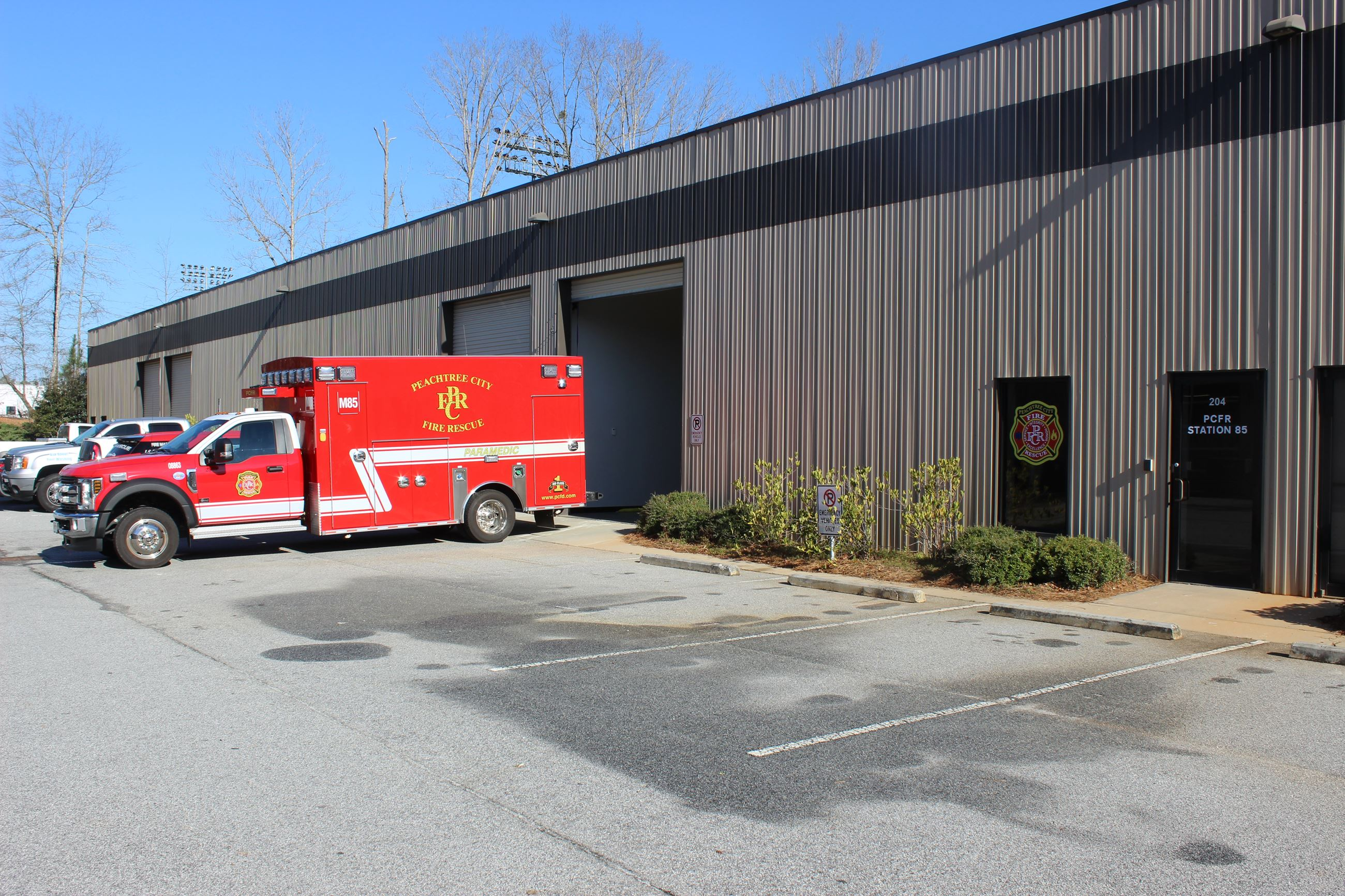 Peachtree City Golf Carts >> The City currently has 5 fire stations | Peachtree City, GA - Official Website