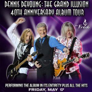 Dennis DeYoung band image