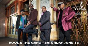 Kool and the Gang Image
