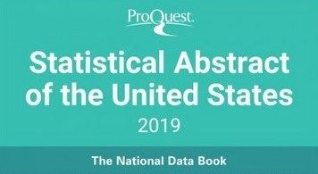 Statistical Abstract of the United States Opens in new window