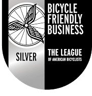 Bicycle Friendly Business Silver Award