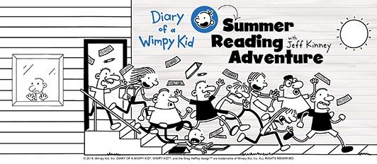 Diary of a Wimpy Kid Logo