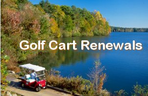 Golf Cart Renewals