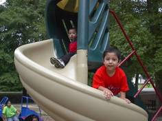 Fun at the Playgrounds in Peachtree City