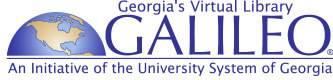 Georgia's Virtual Library Galileo Opens in new window
