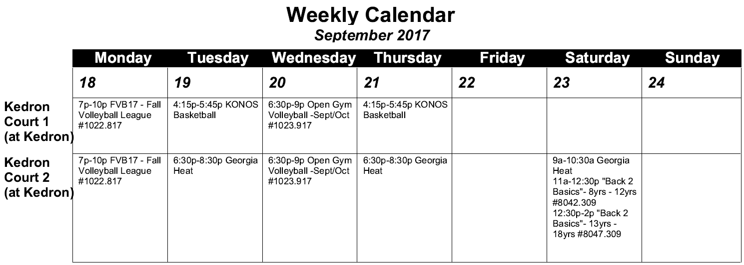 Please call 770 631 2525 for updated gym hours